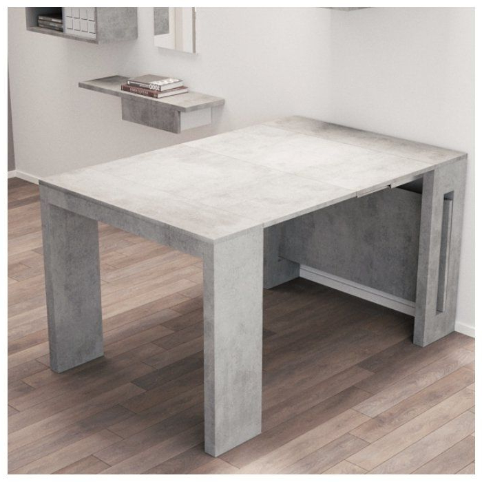 Roma Extendable Dining Table (View 5 of 20)