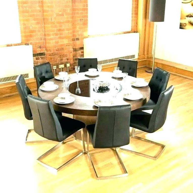 Round 6 Person Dining Tables With Regard To Most Recently Released 6 Person Dining Table 6 Person Dining Table 6 Person Dining Table  (View 16 of 20)
