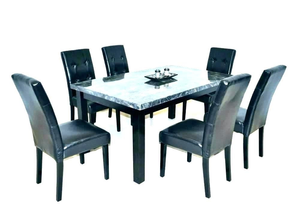 Round Dining Sets For 6 – Mrmead Within Preferred 6 Seat Dining Table Sets (View 10 of 20)