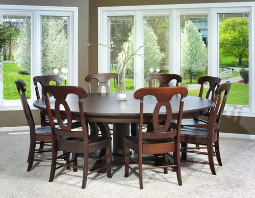 Round Dining Table (View 7 of 20)