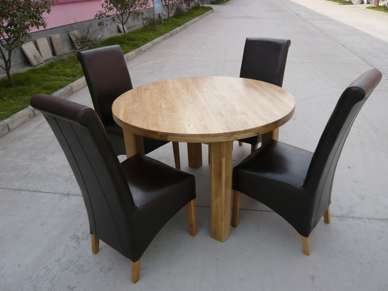 Round Dining Table (View 16 of 20)