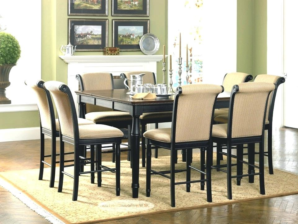 Round Dining Table Set For 8 Dining Tables Round Dining Table Set Inside Well Known Dining Tables Set For (View 9 of 20)