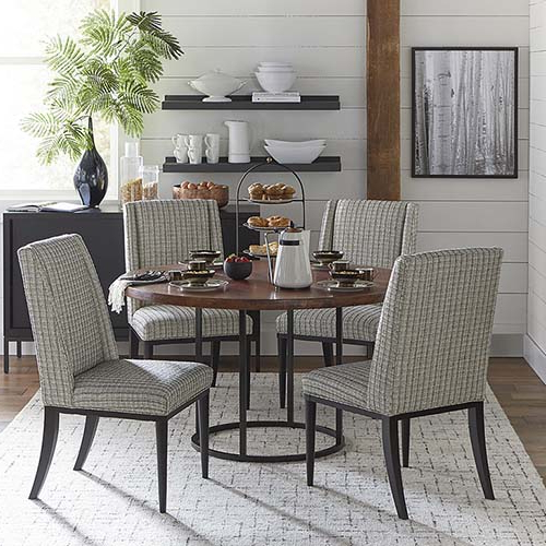 Round Dining Tables In Newest Round Tables (View 7 of 20)