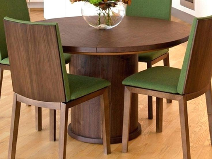 Round Extendable Dining Tables And Chairs Throughout Well Liked Expandable Round Dining Table Round Expandable Dining Room Table (View 16 of 20)