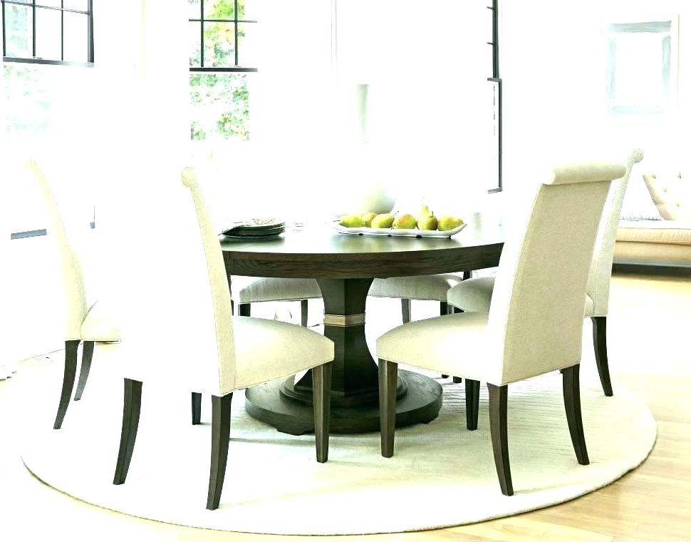 Round Extendable Dining Tables Pertaining To 2018 Dining Table Round Extendable Small Round Extending Dining Table (View 15 of 20)