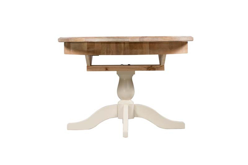 Round Extendable Dining Tables With Regard To 2018 Paris Round Extendable Dining Table – Ger Gavin – Bedroom Furniture (View 17 of 20)