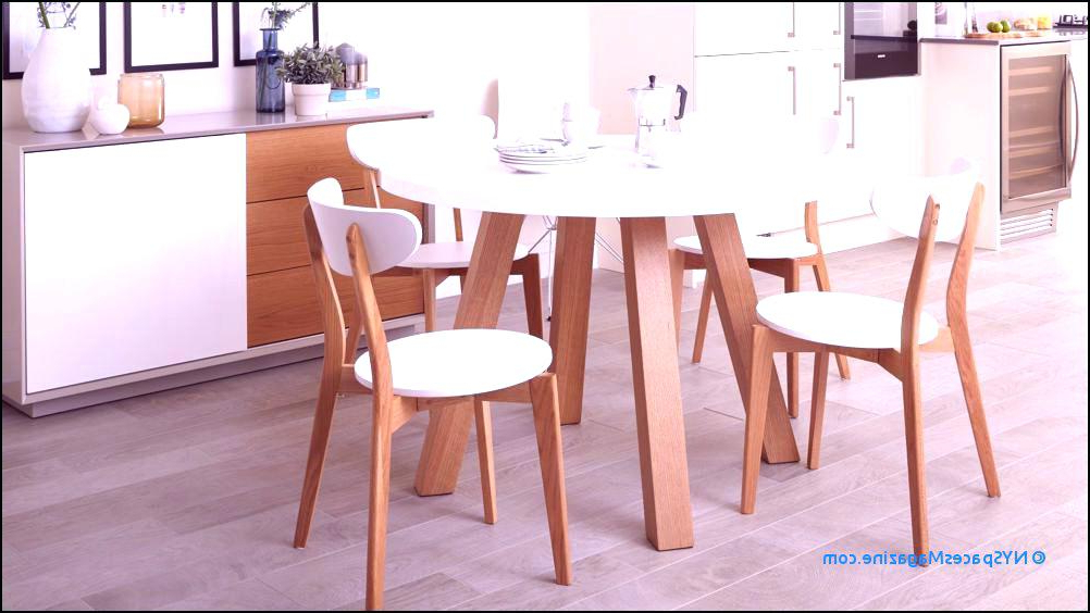 Round Oak Dining Tables And 4 Chairs Throughout Well Known Small Oak Dining Set Dining Chair Best Small Oak Dining Table And (View 17 of 20)