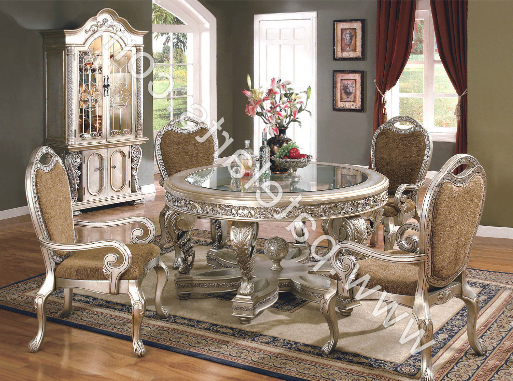 Royal Dining Tables With Regard To Most Current Silver Dining Set, Dining Table, Silver Dining Sets, Manufacturers (View 16 of 20)