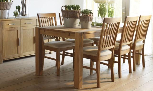 Royal Oak – Fishpools Regarding Preferred Oak Dining Furniture (Gallery 5 of 20)