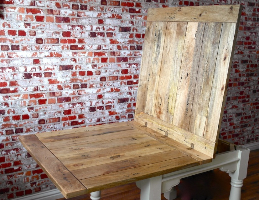Rustic Farmhouse Range From Forget Me Knot Furniture Of Wiltshire Pertaining To Recent Small Square Extending Dining Tables (View 16 of 20)