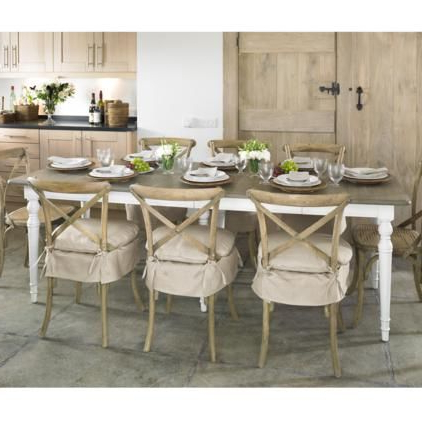 Rustic Isabella Extending Dining Table, Large (View 7 of 20)