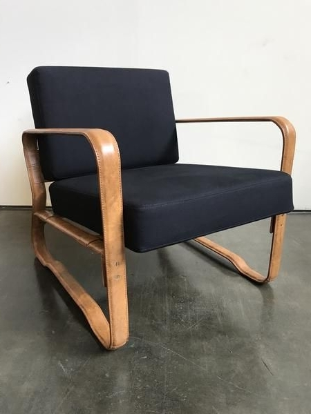Saddle Leather, Cliff In Preferred Laurent Upholstered Side Chairs (View 6 of 20)
