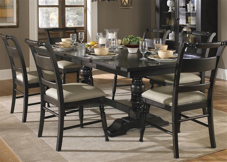 Sal's Furniture Store Offers Casual Dining Room Sets For Sale In In 2018 Dark Wood Dining Room Furniture (View 18 of 20)