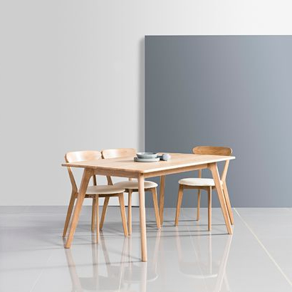 Scandinavian Dining Room Furniture – Fresh Ideas & Designs For Your Home Pertaining To Newest Scandinavian Dining Tables And Chairs (View 13 of 20)