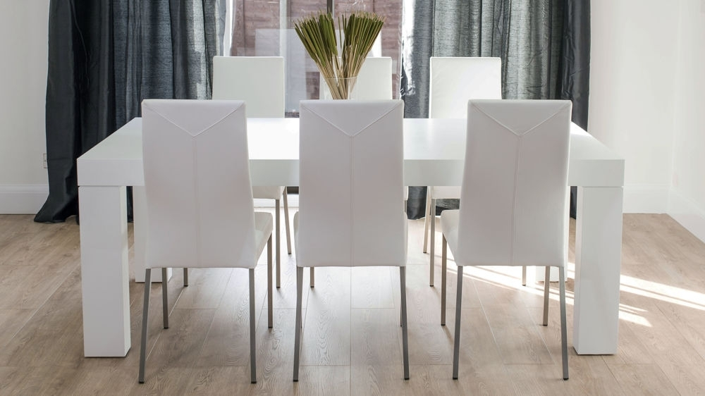 Seats 8 For Well Known 8 Seater White Dining Tables (View 8 of 20)