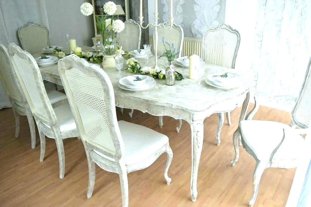 Shabby Chic Dining Chairs For Most Up To Date Wonderful Shabby Chic Dining Table For Sale Shabby Chic Dining (Gallery 9 of 20)