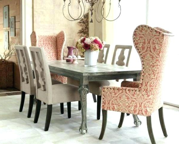 Shabby Chic Dining Table Chairs Shabby Chic Round Dining Table And In Most Popular Shabby Dining Tables And Chairs (View 10 of 20)