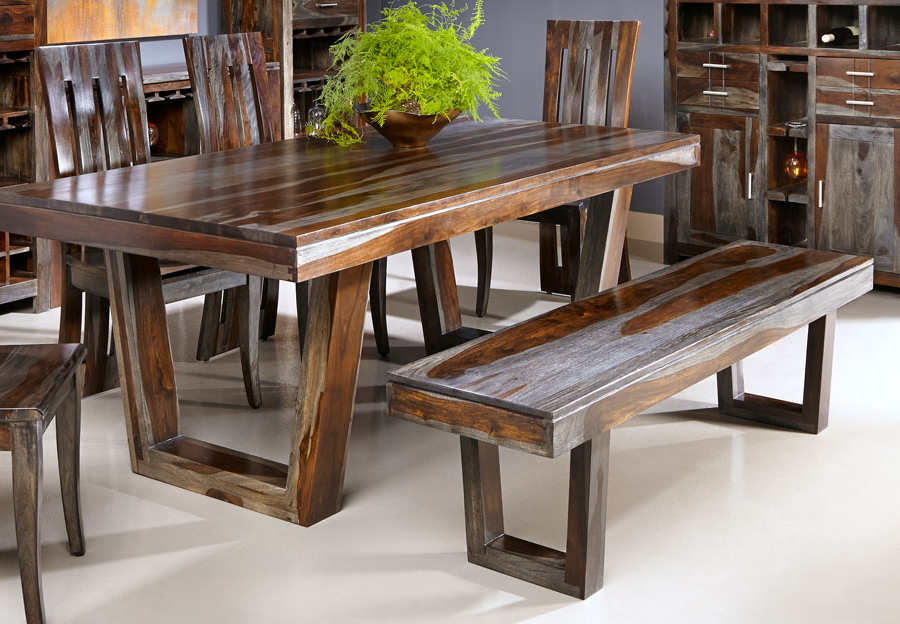 Sheesham Dining Tables For Current The Furniture Warehouse – Beautiful Home Furnishings At Affordable (Gallery 10 of 20)