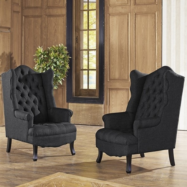 Featured Photo of Norwood Upholstered Hostess Chairs