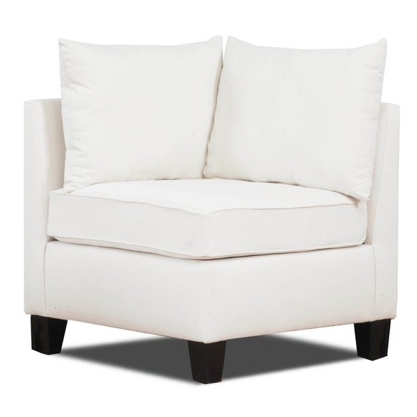 Shop Belle Meade Corner Chair – Free Shipping Today – Overstock Inside Best And Newest Belmeade Side Chairs (View 18 of 20)