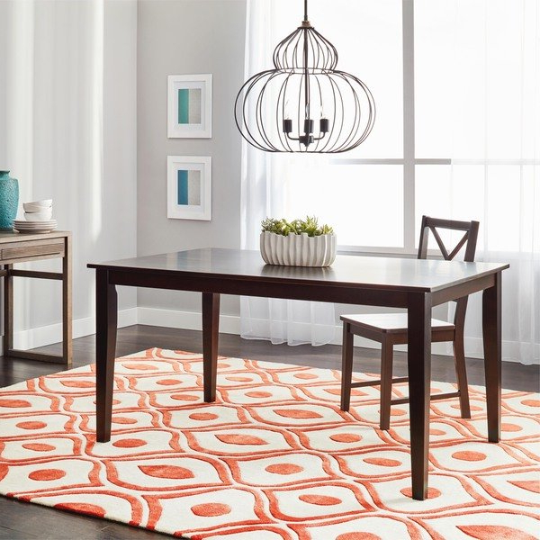 Shop Simple Living Havana Carson Large Dining Table – On Sale – Free For Trendy Havana Dining Tables (View 18 of 20)