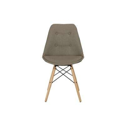 Side Chair – Dhp – Mid Century Modern – Dining Chairs – Kitchen With Regard To Recent Alexa Grey Side Chairs (View 3 of 20)