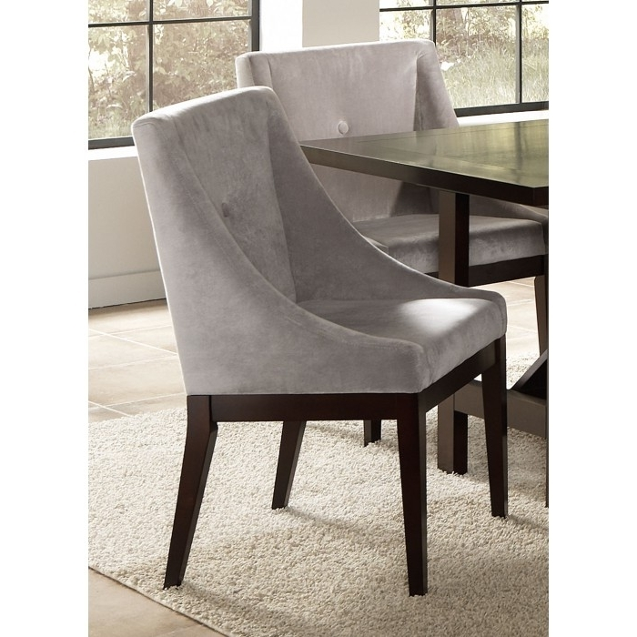 Featured Photo of Candice Ii Upholstered Side Chairs