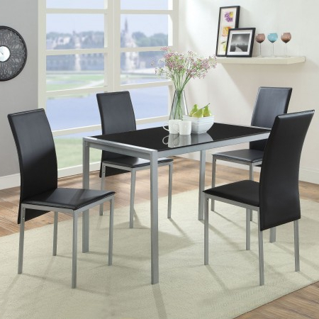 Signature Designashley Hyland 5 Piece Casual Dining Set – Hyland Within Most Recently Released Hyland 5 Piece Counter Sets With Bench (View 20 of 20)