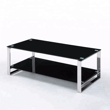 Simple Square Tempered Glass Dining Table Cum Coffee Table – Buy With Favorite Square Black Glass Dining Tables (Gallery 13 of 20)