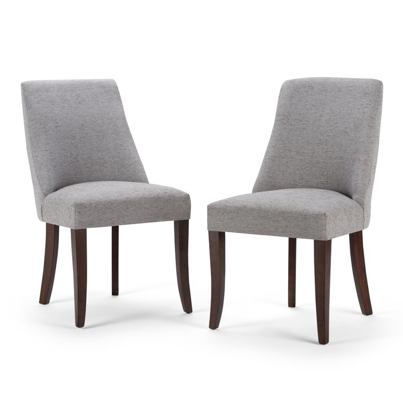 Simpli Home Walden Parson Chair (View 3 of 20)