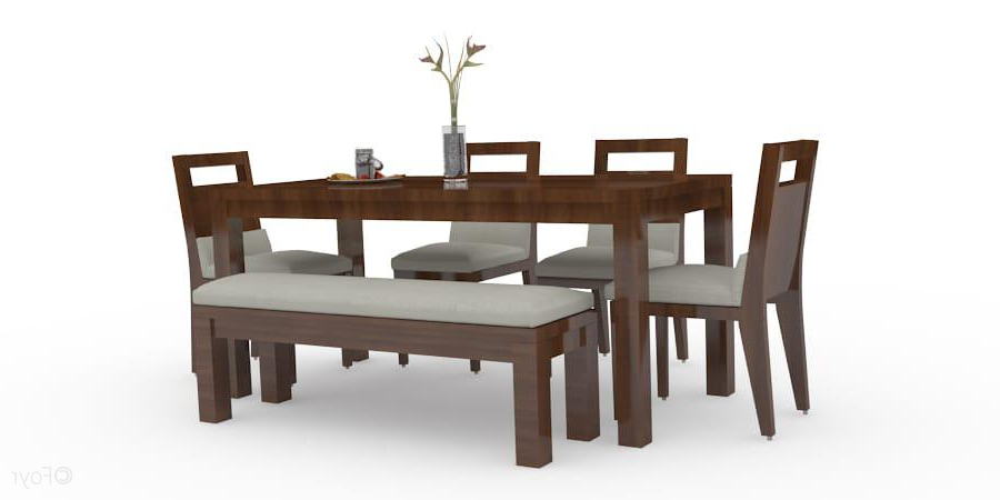 Six Seater Dining Table And Chairs Photos (View 11 of 20)