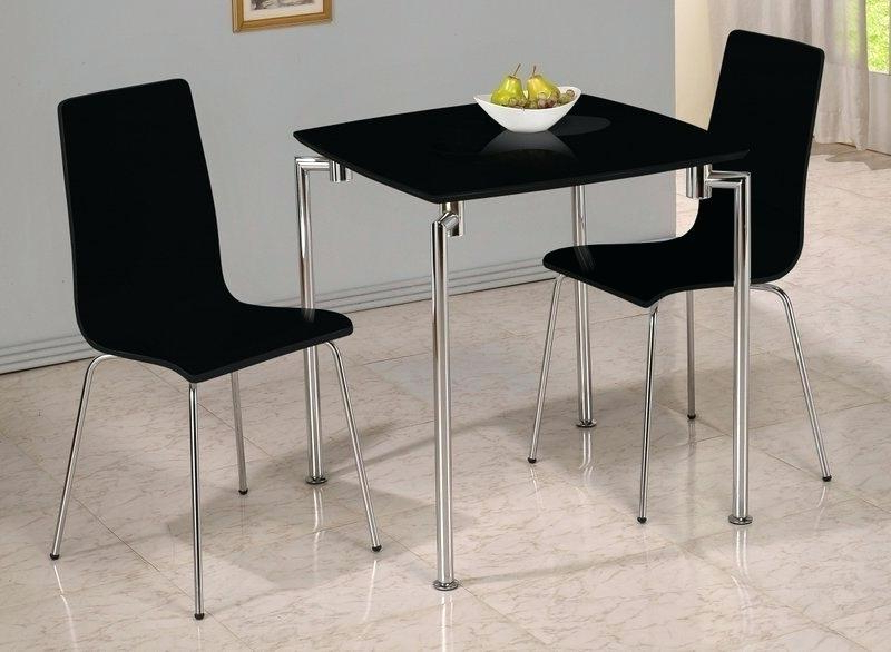 Small Dining Table 2 Chairs – Modern Computer Desk Cosmeticdentist Pertaining To Famous Small Dining Tables For  (View 14 of 20)