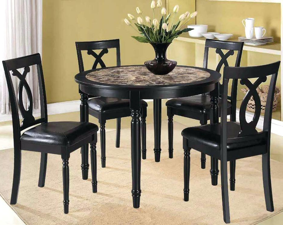 Small Dining Tables And Chairs For Current Small Dining Set – Pdxtutor (Gallery 18 of 20)