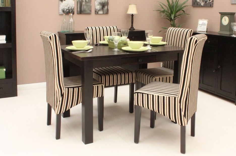 Small Dining Tables And Chairs With Regard To Most Current Dining Room Small Black Dining Set Dining Table And Chairs For Small (View 5 of 20)