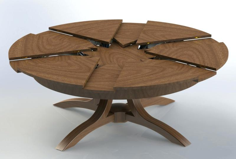 Small Dining Tables For Sale – Wowkajabiph Intended For Most Up To Date Extendable Round Dining Tables (View 12 of 20)