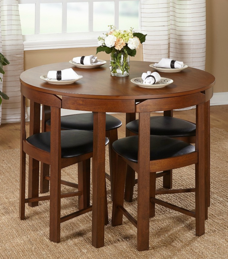 Small Dining Tables Regarding 2017 Twenty Dining Tables That Work Great In Small Spaces – Living In A (View 12 of 20)