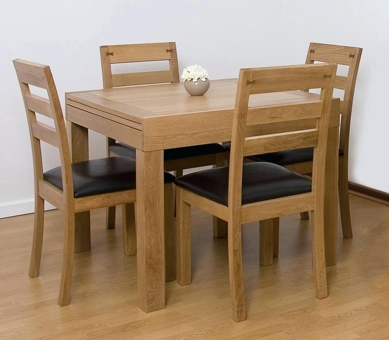 Small Extendable Dining Table Sets With Regard To Most Popular Expandable Dining Room Table – Techmobit (View 13 of 20)
