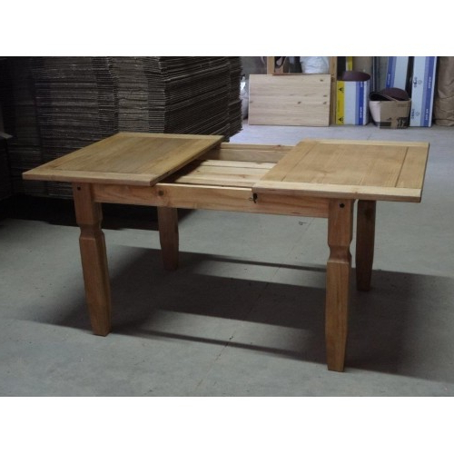 Small Extending Dining Tables For 2018 Corona Small Extending Dining Table & 4 Chairs (Gallery 5 of 20)