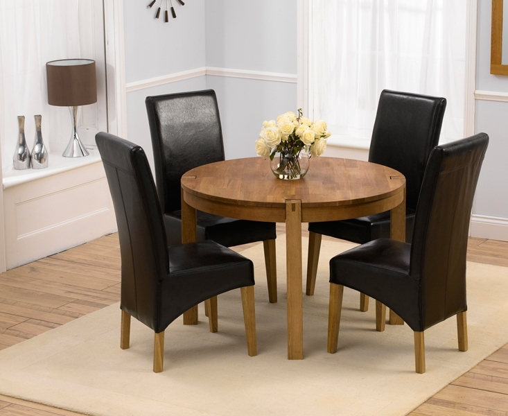 Small Round Dining Room Set – Best House Interior Today • Within Widely Used Circular Dining Tables For  (View 16 of 20)