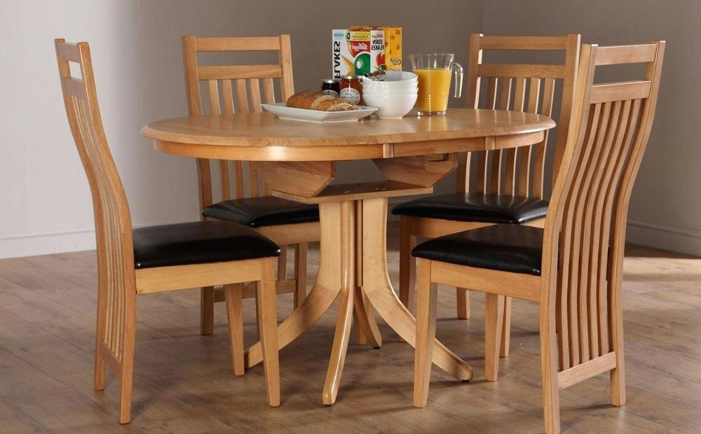 Small Round Extendable Dining Table Interior Astounding Set Kitchen Inside Well Liked Small Extendable Dining Table Sets (View 4 of 20)