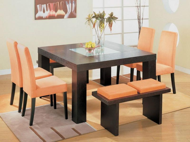 Small Square Dining Tables – Xuyuan Tables For Trendy Square Dining Tables (View 12 of 20)