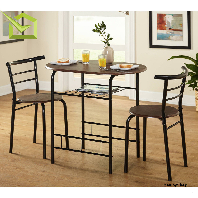 Small Two Person Dining Tables Inside Fashionable Drop Leaf Dining Table For Small Spaces Fancy Small Drop Leaf (Gallery 20 of 20)