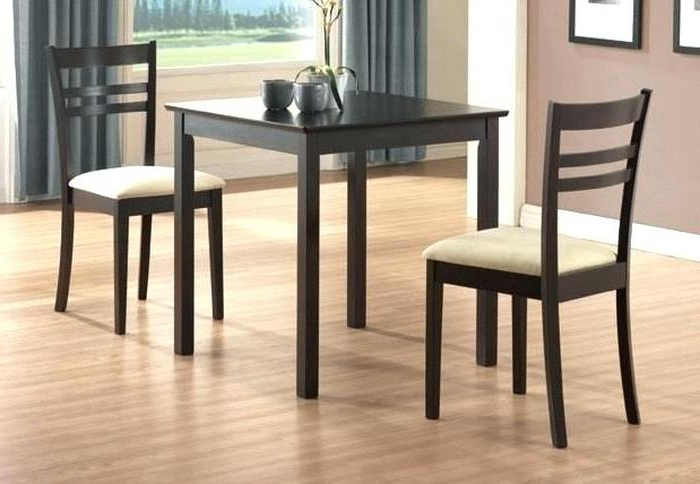 Small Two Person Dining Tables Regarding 2018 12. 10 Person Dining Table Two Person Kitchen Table Small Two Person (Gallery 1 of 20)
