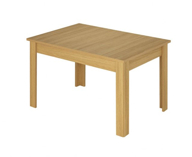 Small Wooden Dining Table In Small Extending Dining Tables And Chairs (View 15 of 20)