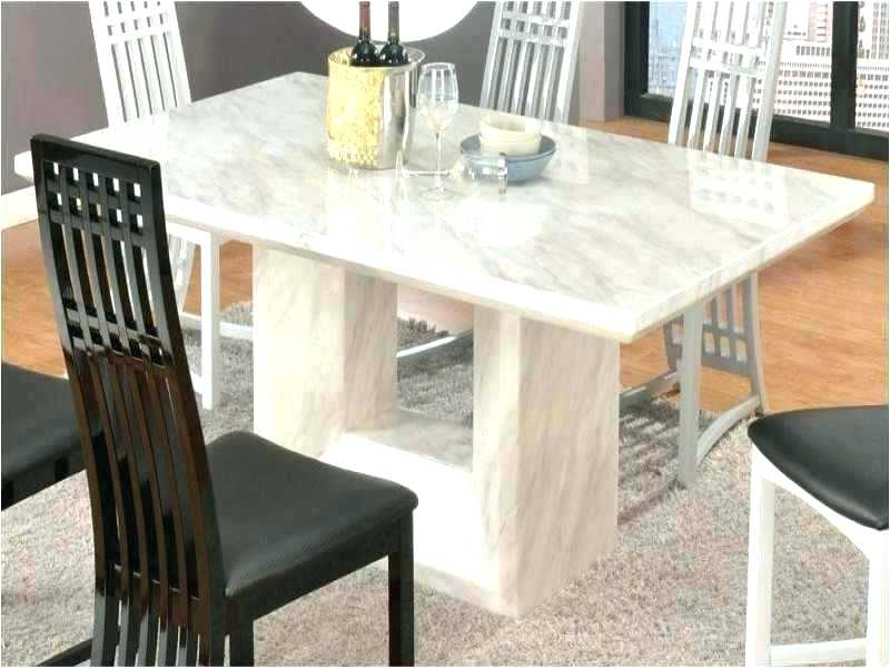 Featured Photo of Solid Marble Dining Tables