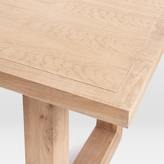 Solid Oak, Modern And Dining (View 17 of 20)