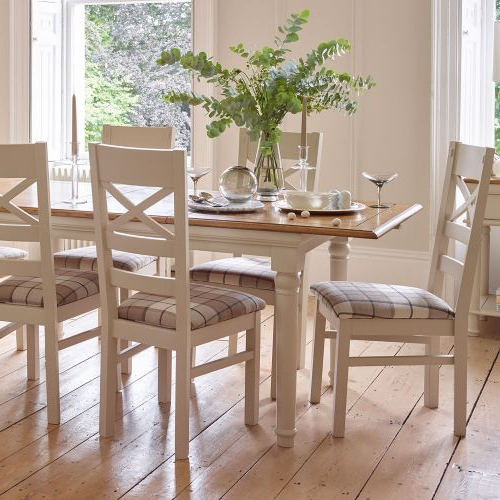 Solid Wood Dining Tables (View 17 of 20)
