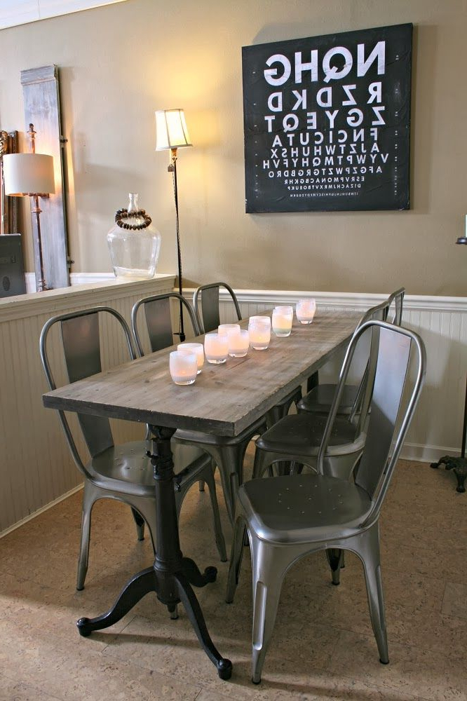 Featured Photo of Narrow Dining Tables
