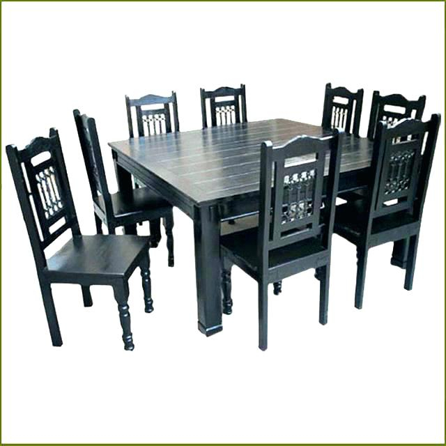 Square Dining Set For 8 Modern Square Dining Table With 8 Chairs Within Latest Dining Tables And 8 Chairs Sets (View 17 of 20)
