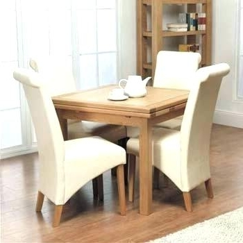 Square Dining Table For 4 Square Dining Table For 4 Dining Room Inside Most Popular 4 Seater Extendable Dining Tables (View 8 of 20)